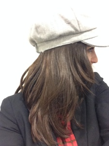 gorra lateral