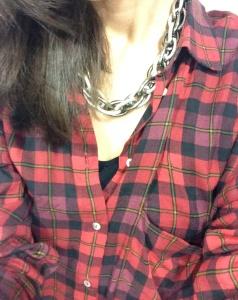 frontal camisa