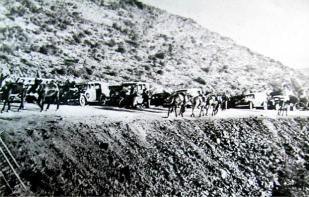 coll de belitre tropas franco